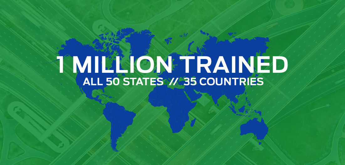 One Million Trained - GLOBAL